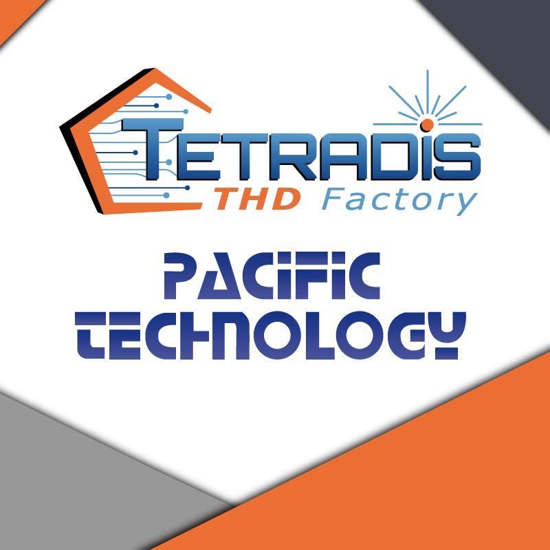 PACIFIC TECHNOLOGY fusionne avec TETRADIS