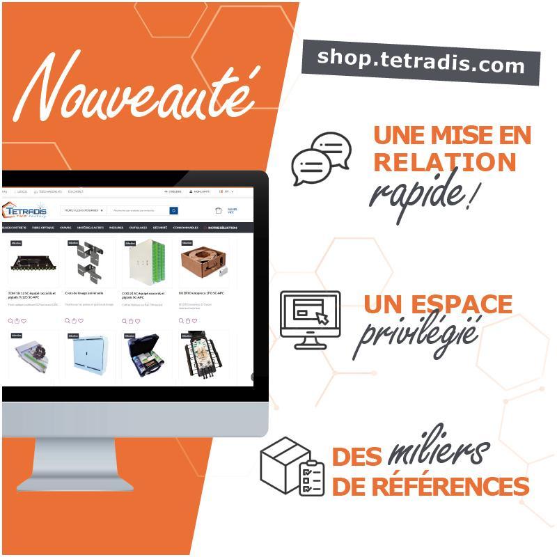 Nouveau e-catalogue TETRADIS !