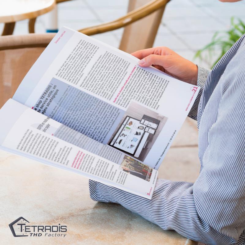 Le shop TETRADIS : Un service utile, un enjeu stratégique
