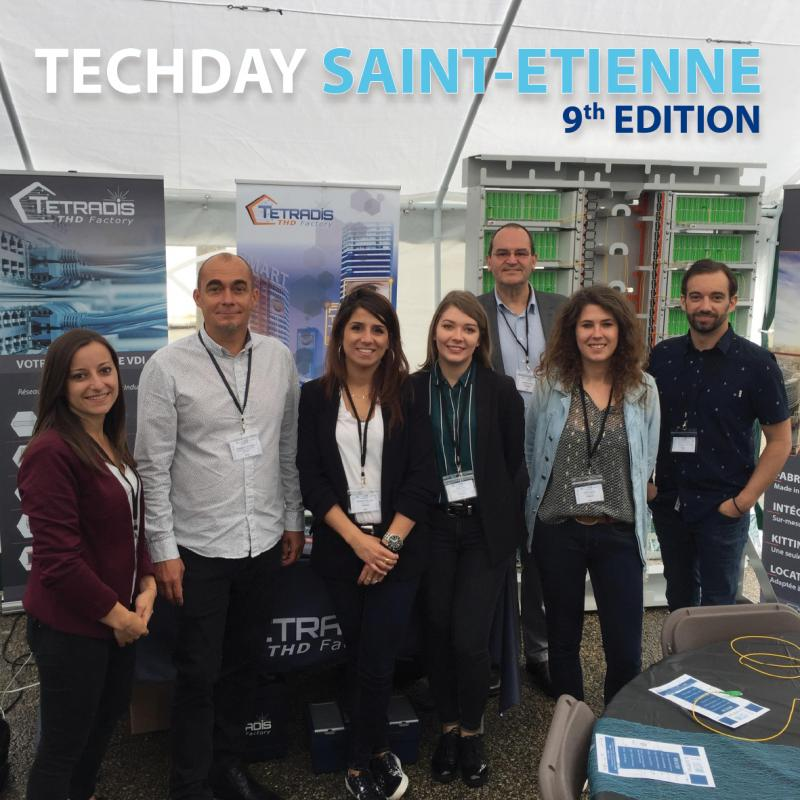 9th edition of Saint-Etienne TECHDAY