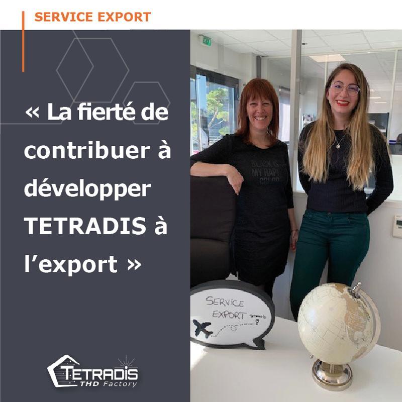 Interview salariés TETRADIS
