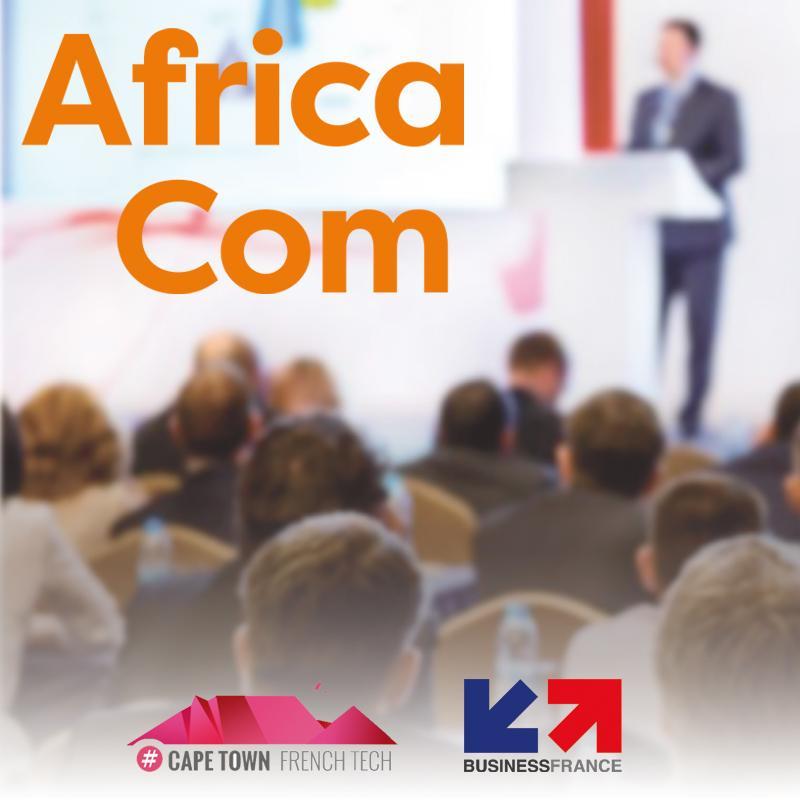 Salon AfricaCom 2018