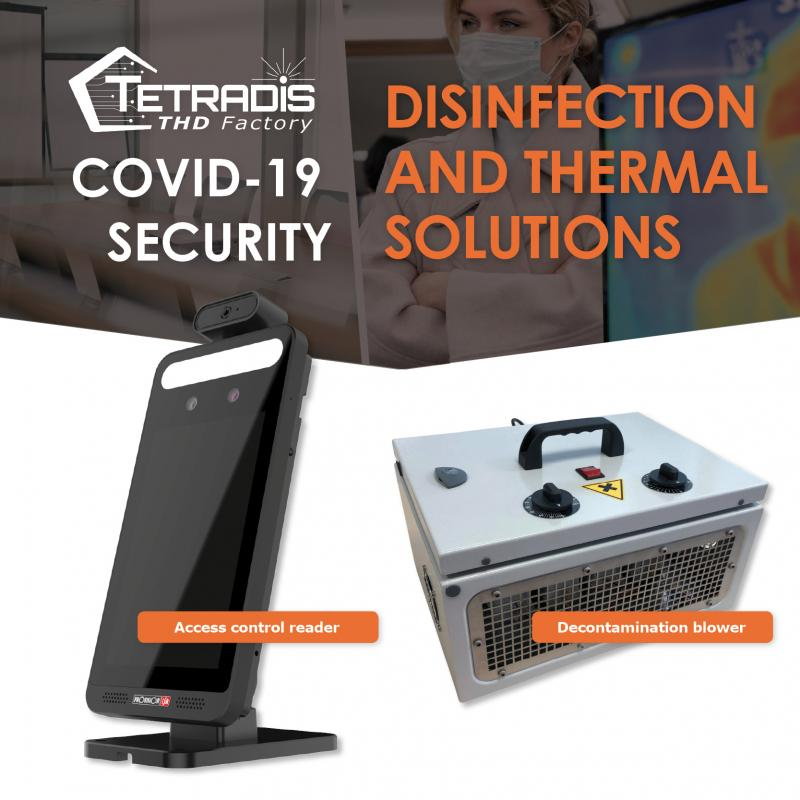 Disinfection and thermal solutions