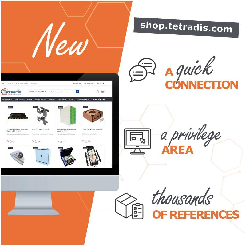 New TETRADIS e-catalogue !