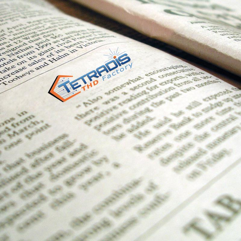 TETRADIS dans la presse locale