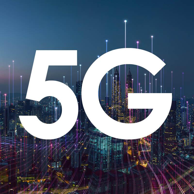 5G and sustainable growth