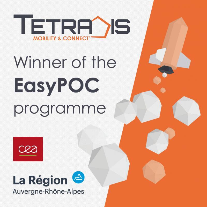 Winner of the EasyPOC programme
