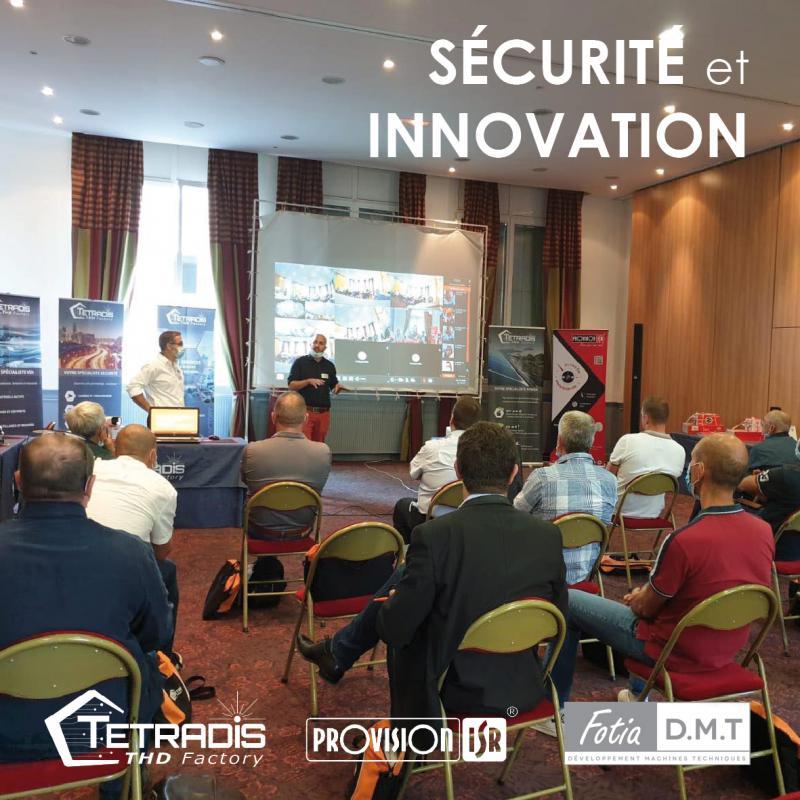 Une journée tournée vers la sécurité et l'innovation