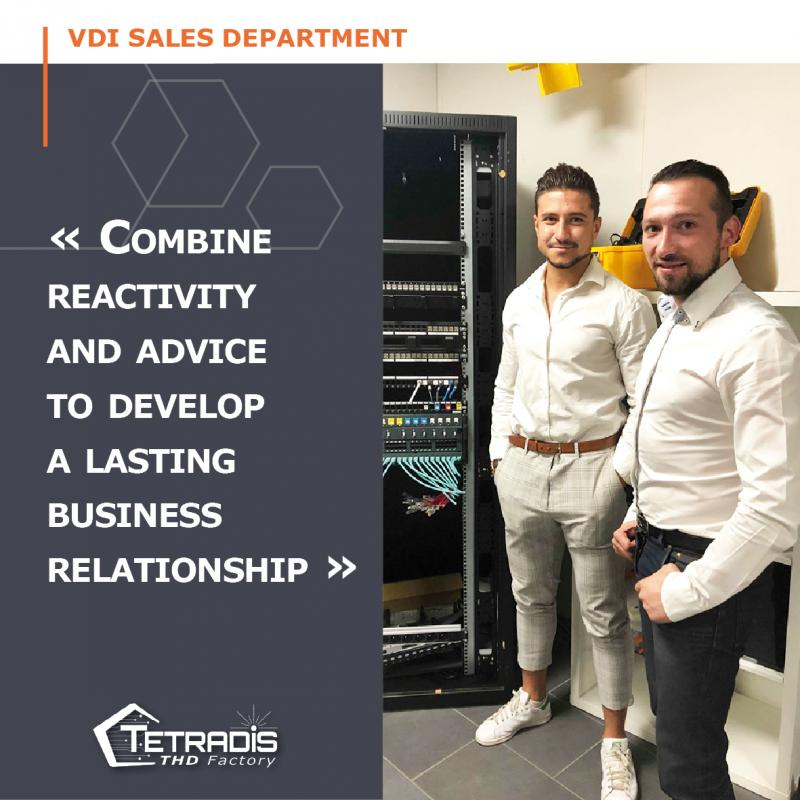 Come discover our VDI Sales team !