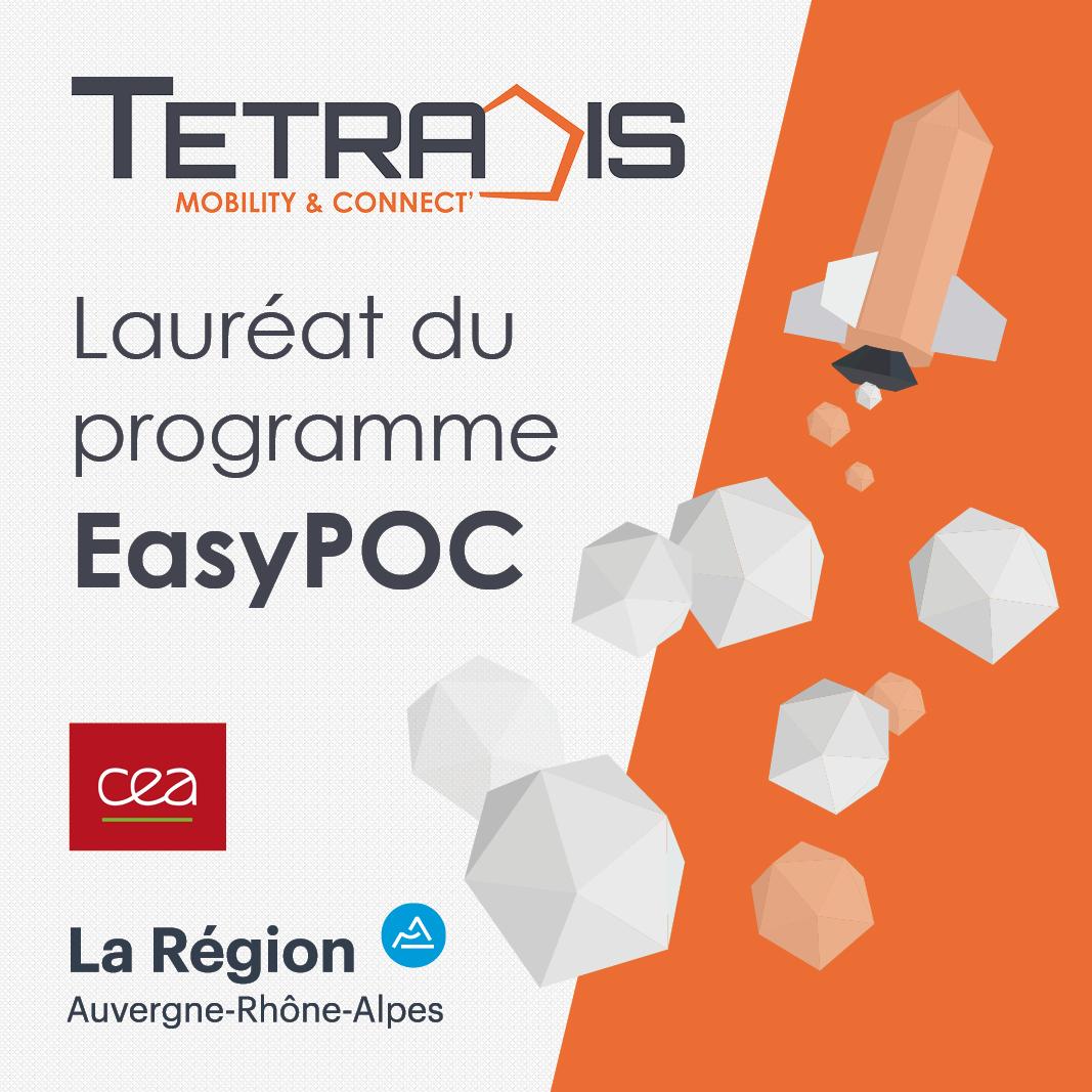 Lauréat du Programme EasyPOC