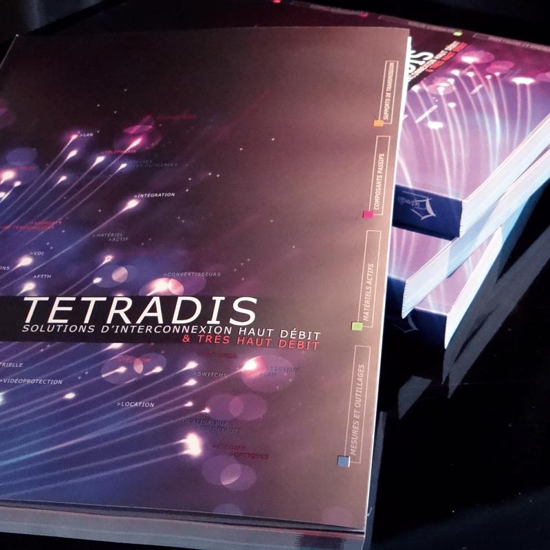 Catalogue TETRADIS