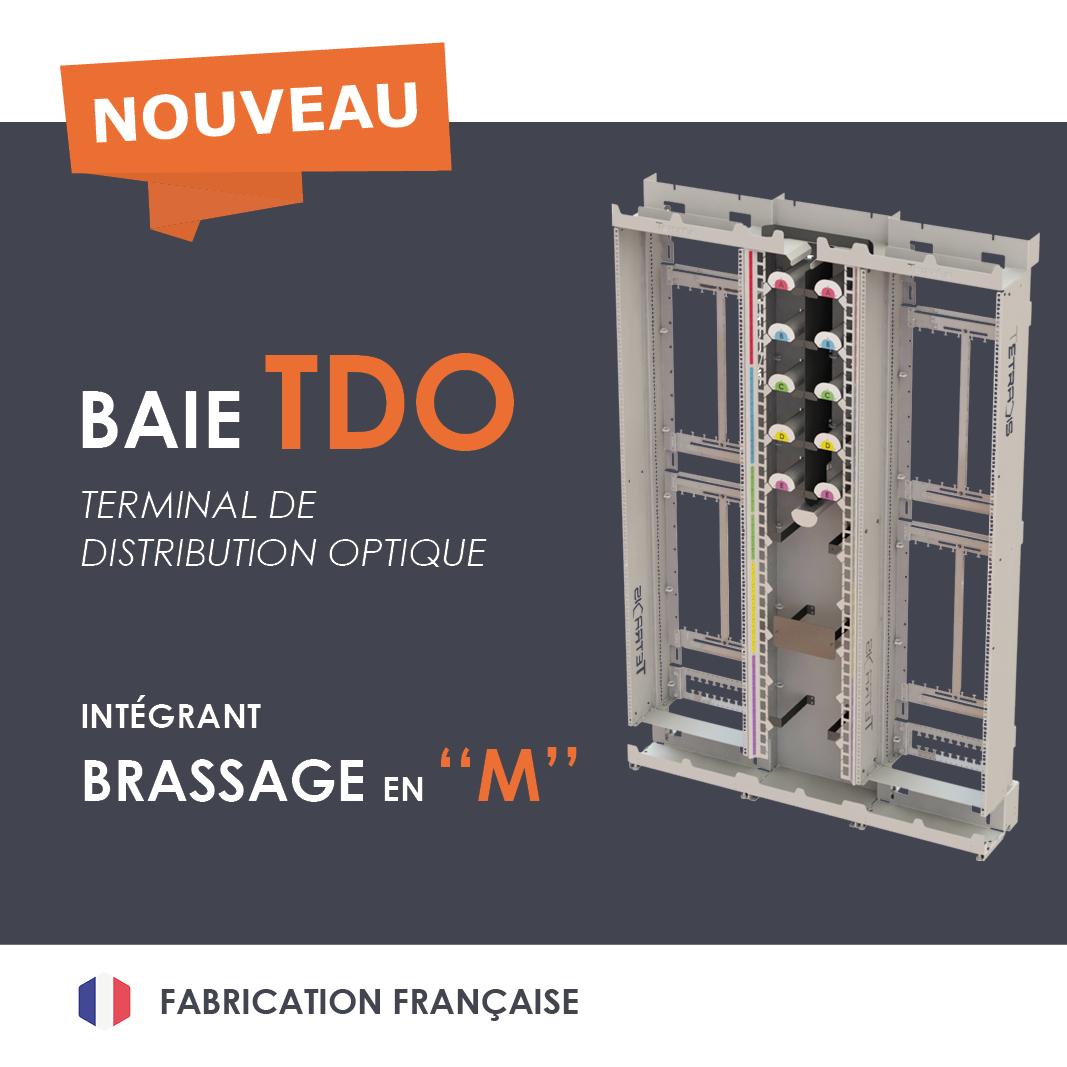 NOUVEAUTÉ : La baie TDO, une innovation Made in France