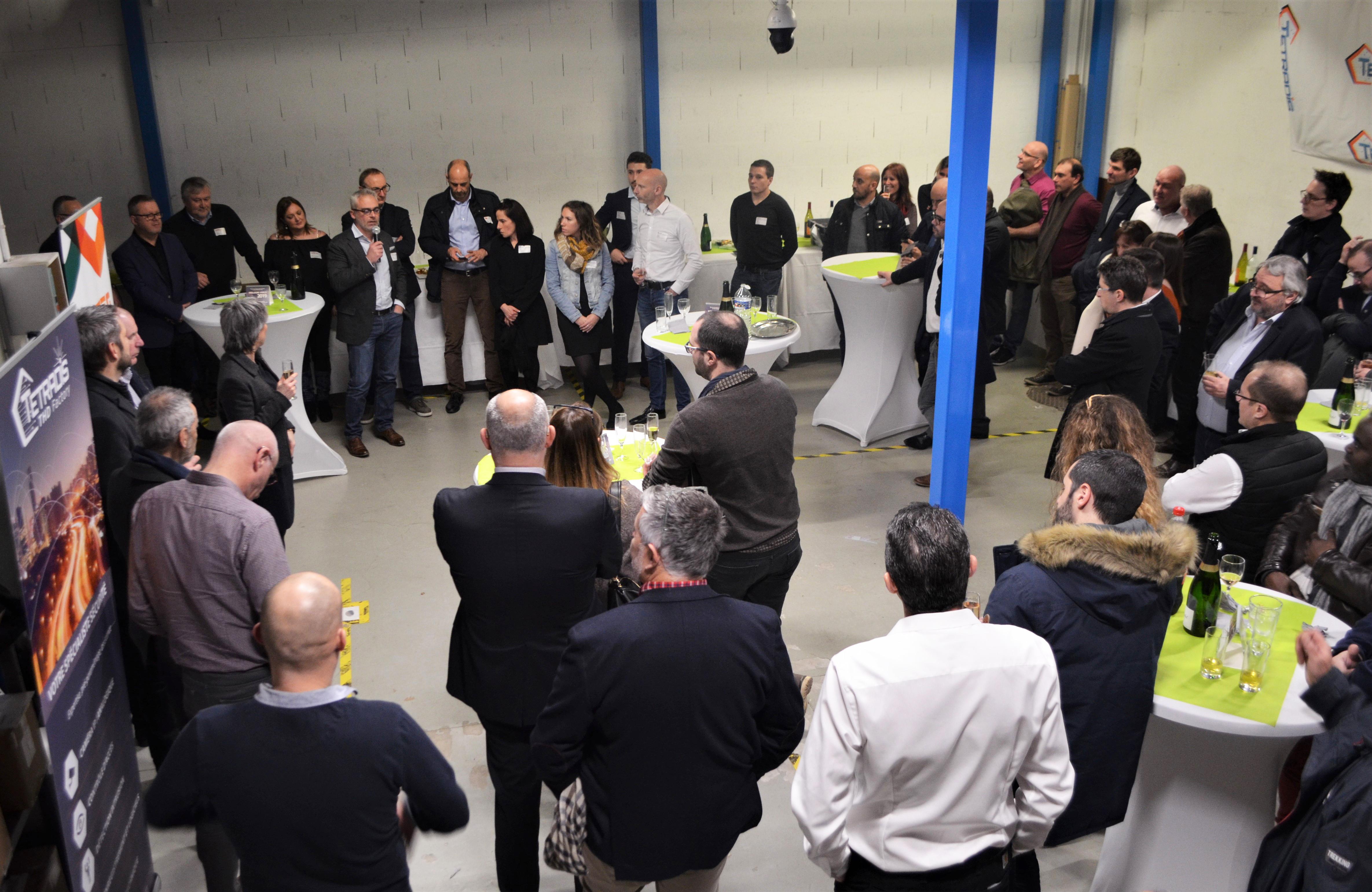Inauguration des nouveaux locaux de PACIFIC TECHNOLOGY !