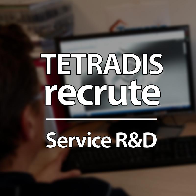 TETRADIS recrute