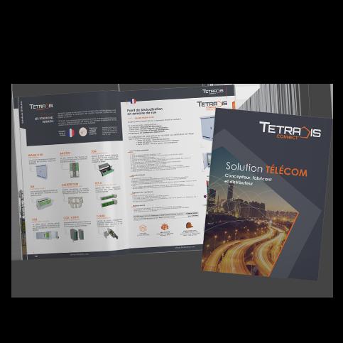 Brochure solutions TETRADIS