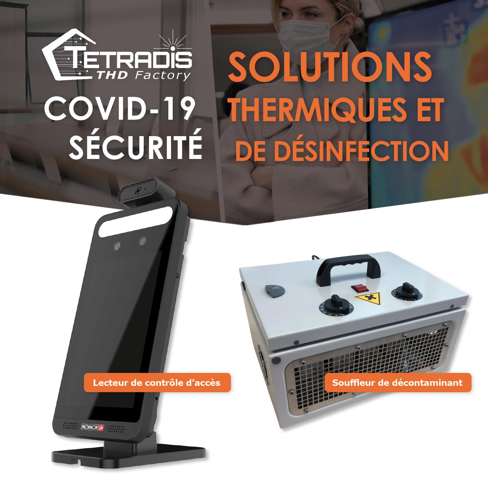 Solutions thermique et de désinfection