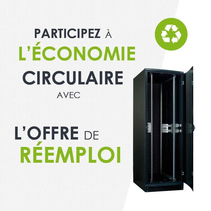 Offre de réemploi : Participez à l'économie circulaire